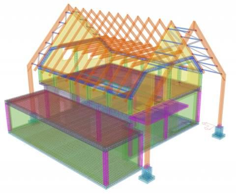 Dom energooszczędny – Częstochowa